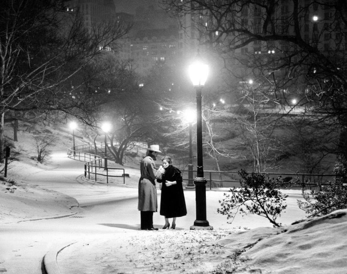 Central Park - New York City, New York U.S.A. - 1957 - Photograph by Phil Gritze