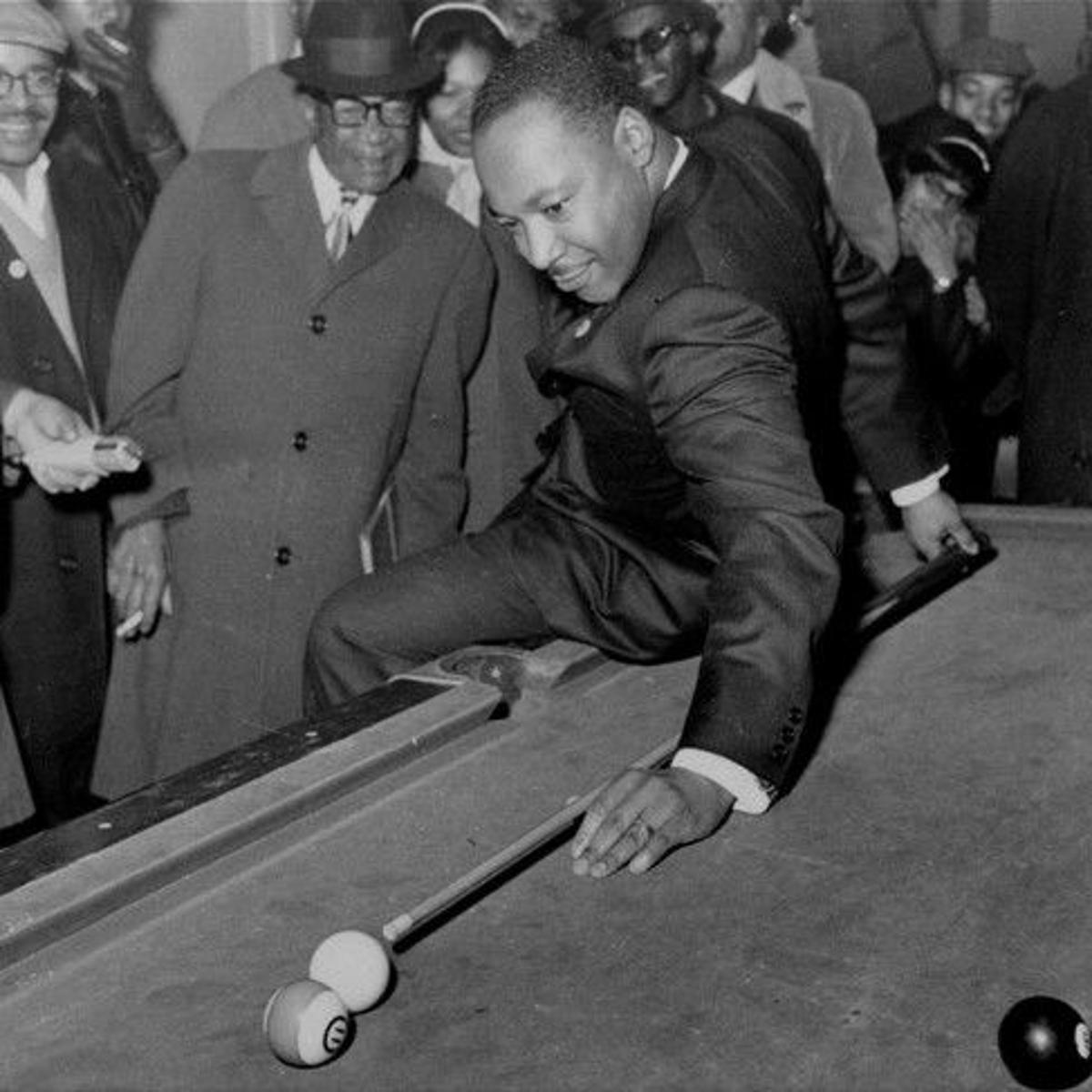 Dr. Martin Luther King, Jr. - Chicago, Illinois U.S.A. - February 18, 1966