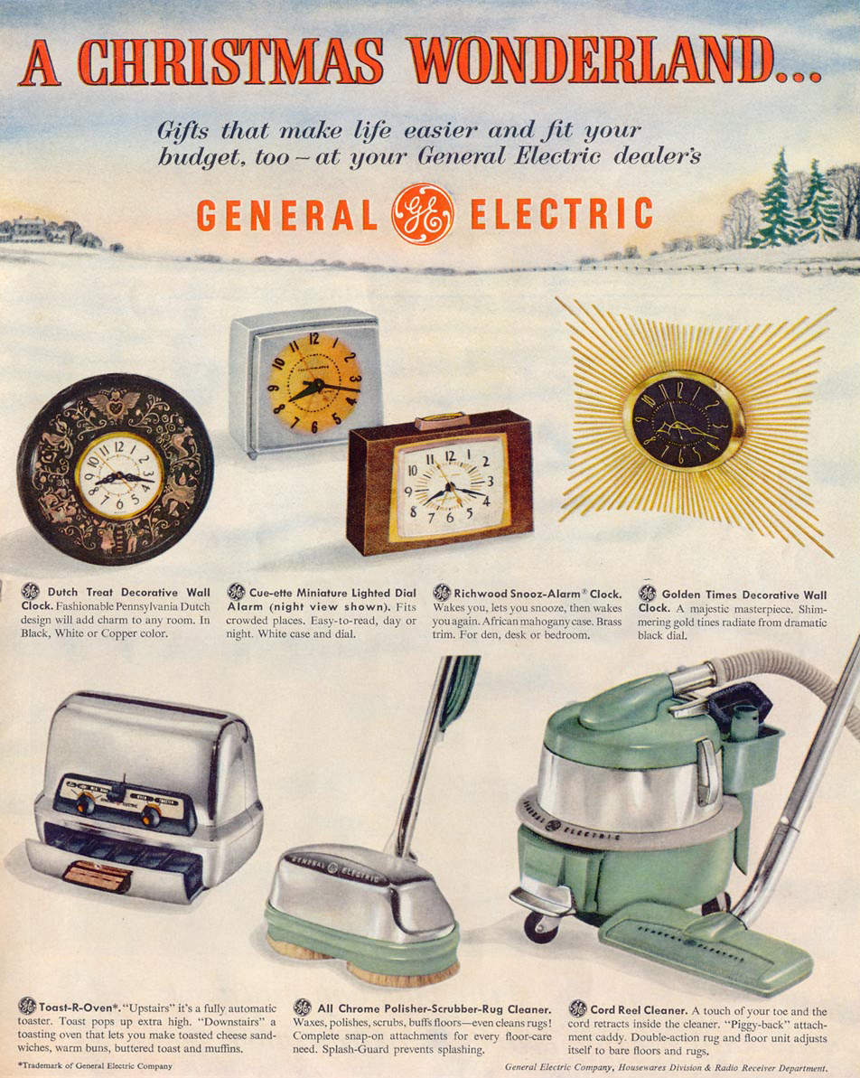 General Electric - published in Life - December 14, 1959