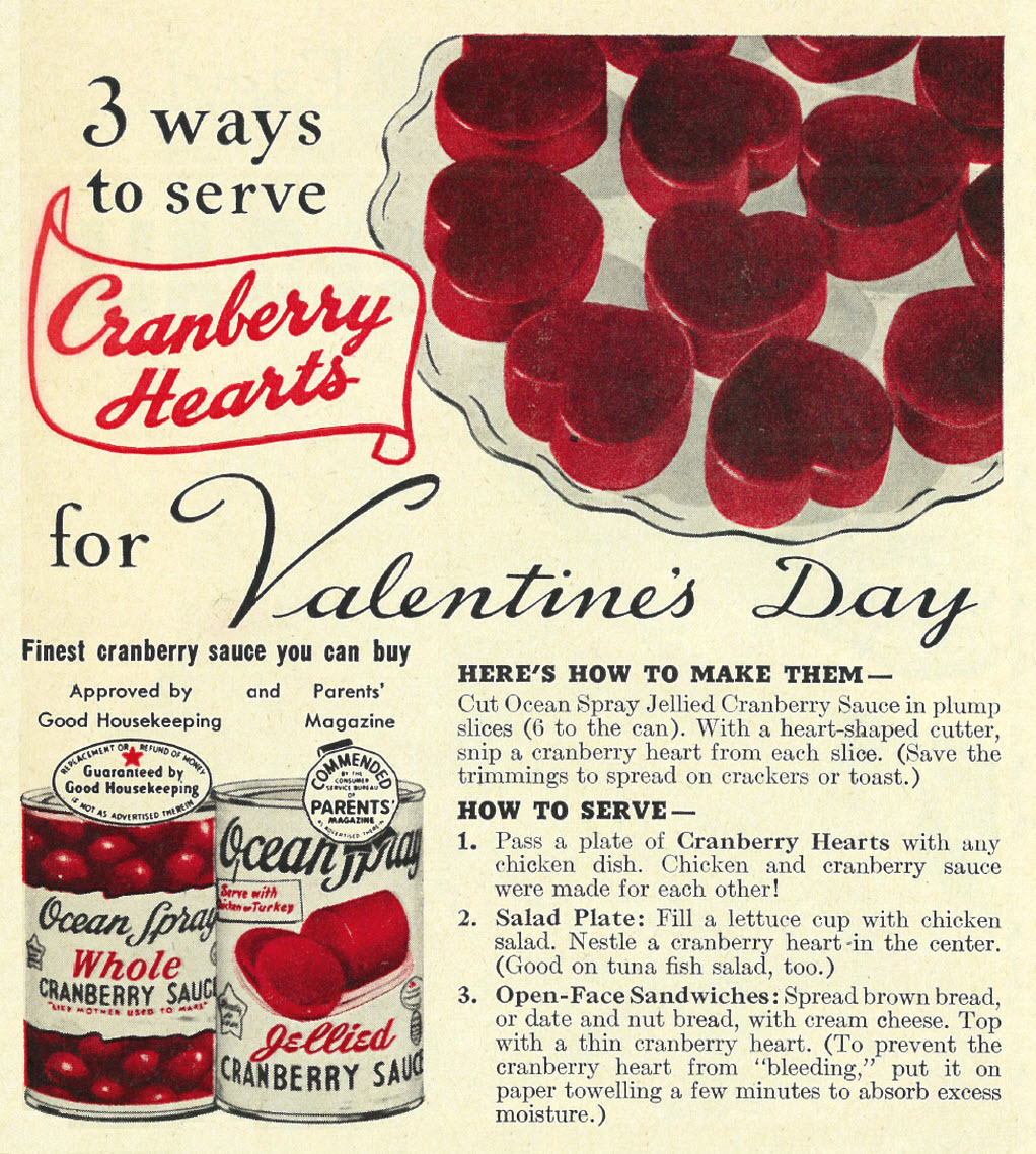 Ocean Spray - published in Better Living  Vol. 2, No. 2 - February 1952
